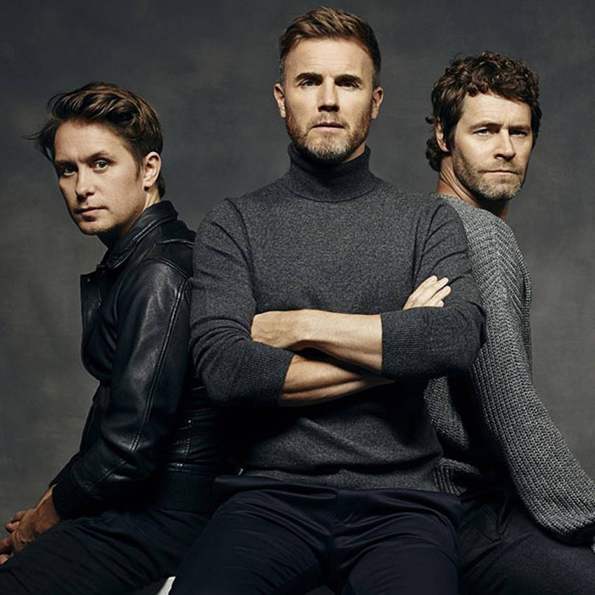 Win A Ticket To Take That Live 2017