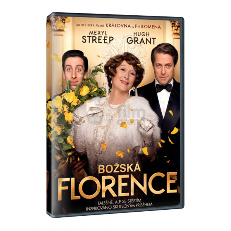 Win a Florence Foster Jenkins dvds