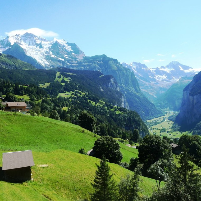 Win A Stay in the Stunning Bernese Alps in Switzerland
