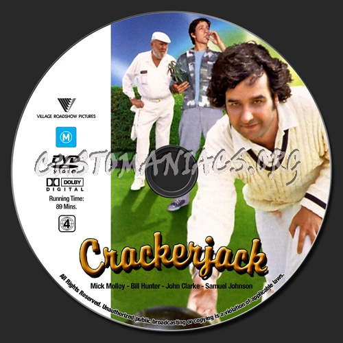 "Win a 200 DVD copies of Aussie movie ""Crackerjack"""