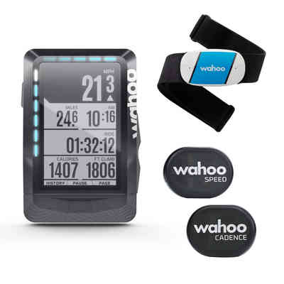 Win a Wahoo ELEMNT Bundle