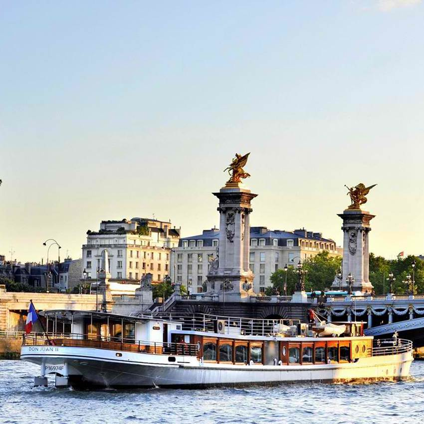 Win A Seine River Cruise For Two