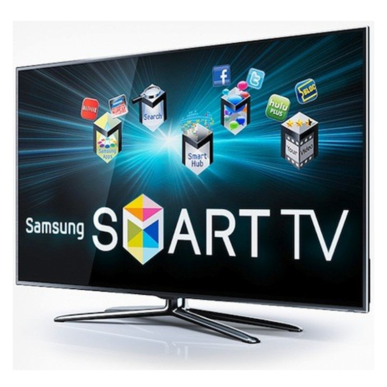 "Win a Samsung 55"" Smart TV and more."