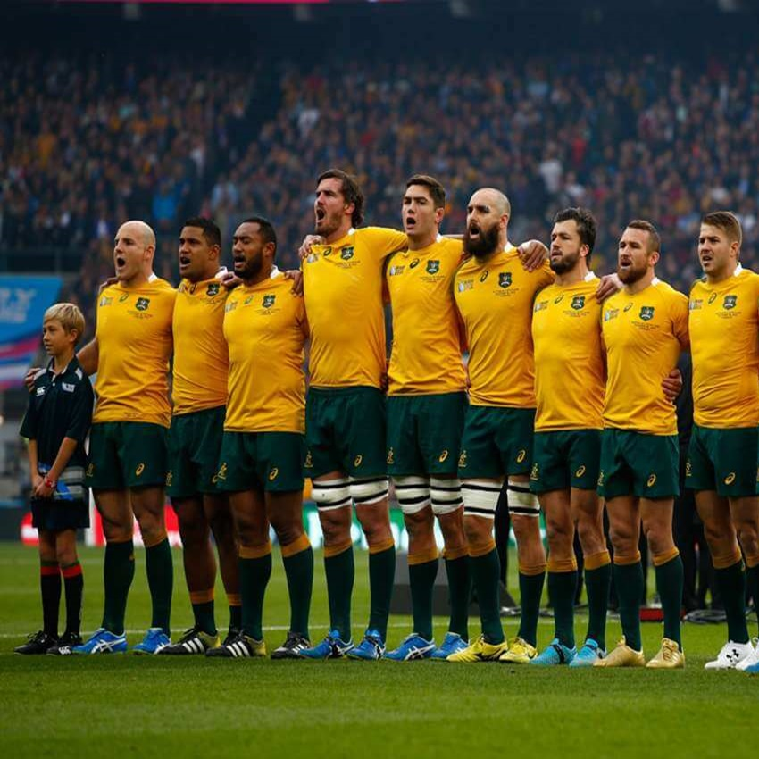 Win A Trip	 To Support The Wallabies In London