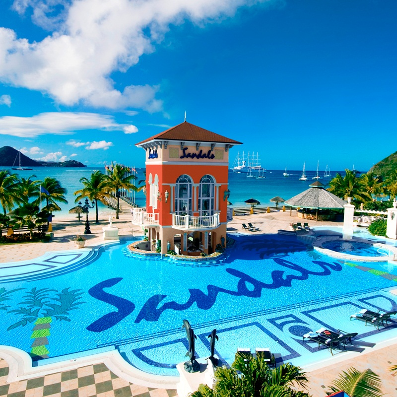 Win a Vacation to Sandals Resort