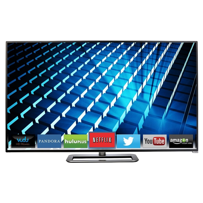 "Win a 70"" LED HDTV and more."