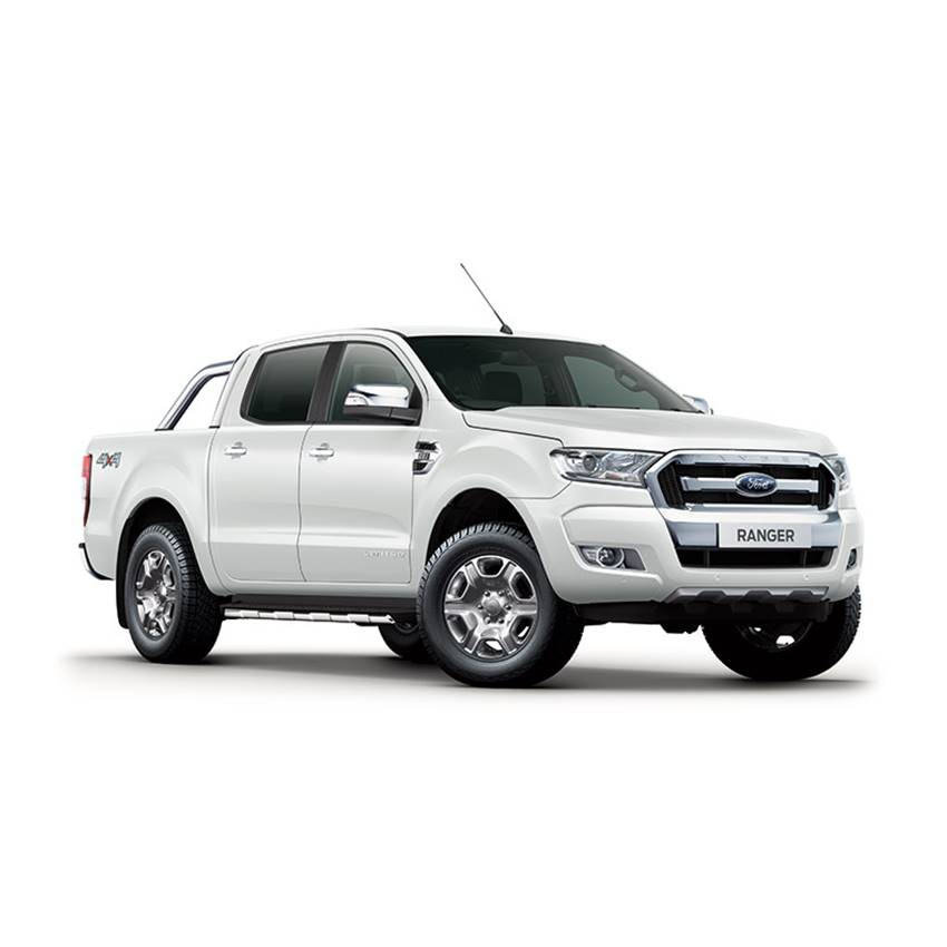 Win A Ford Ranger Plus True Protein Products