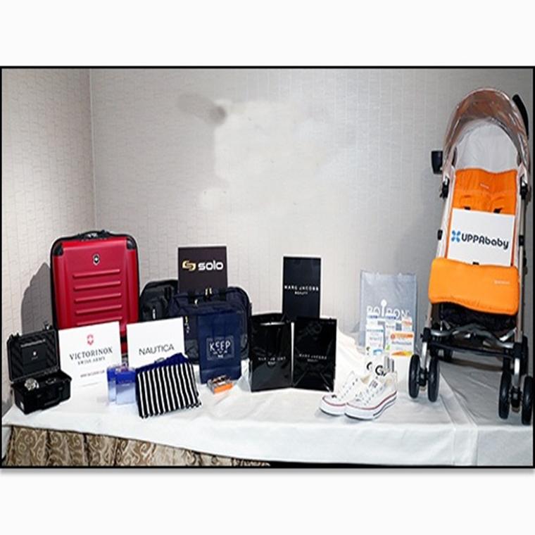Win an HBO Luxury Lounge Celeb Gift Bag