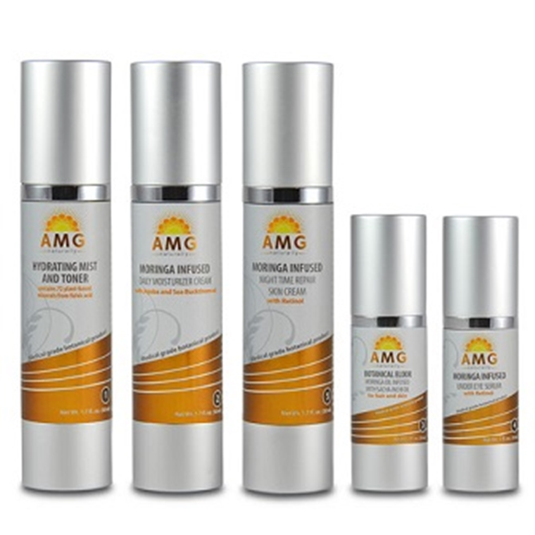 Win an AMG Naturally Skin Care System