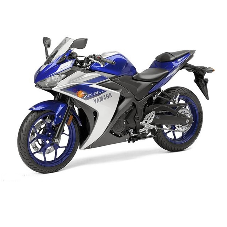 Win a new 2016 Yamaha R3 Motorcycle
