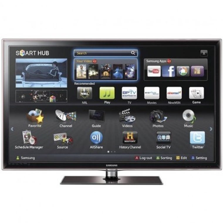 "Win a Samsung 50"" LED Smart TV"