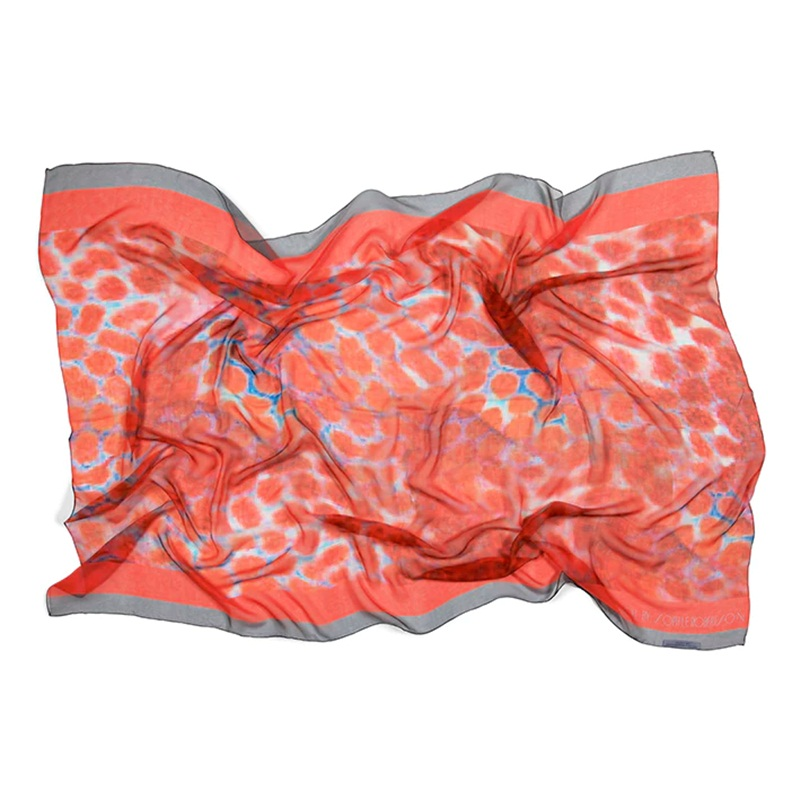 Win a ATOLL Red Grouper scarves