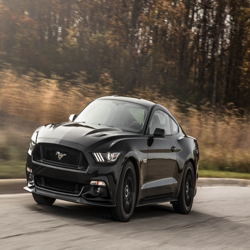 Win A 2016 Ford Mustang