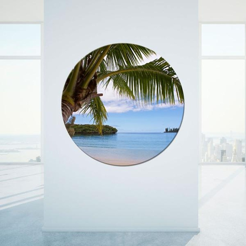 Win a Stunning John Lechner Art on Glass Porthole Artwork