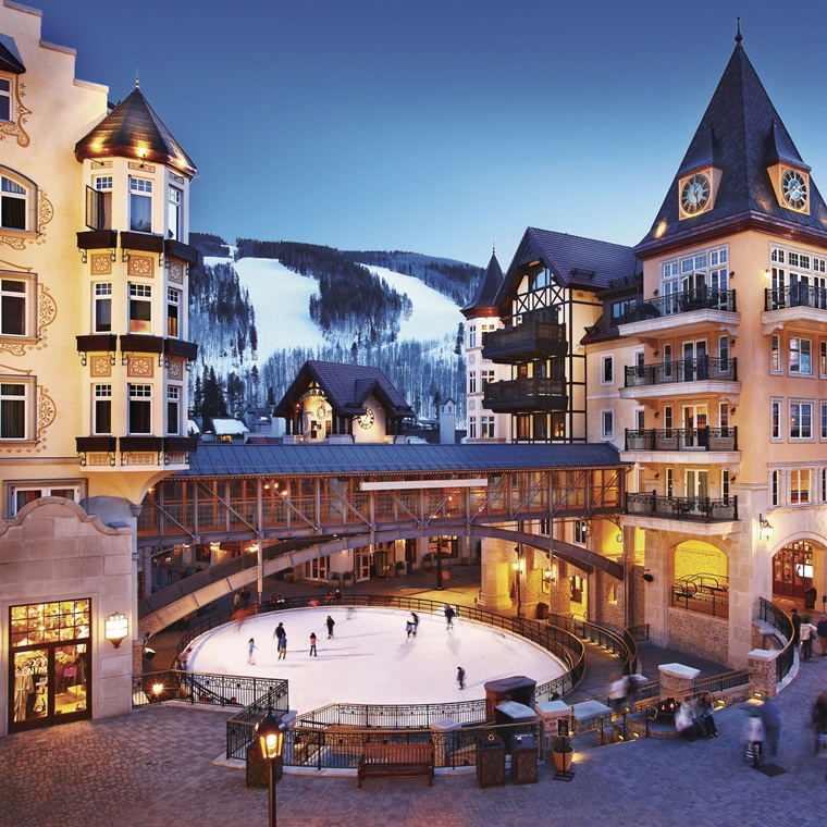 Win a trip to Vail, Colorado.