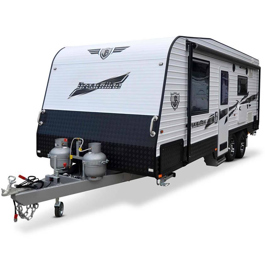 Win A JB Caravans Freelander