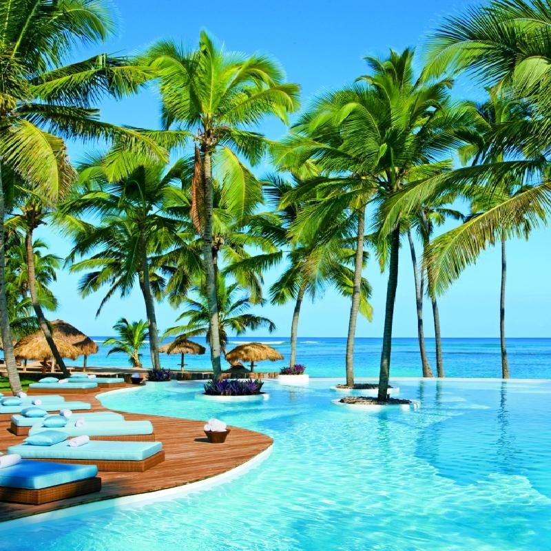 Win a Flight to Punta Cana, Dominican Republic