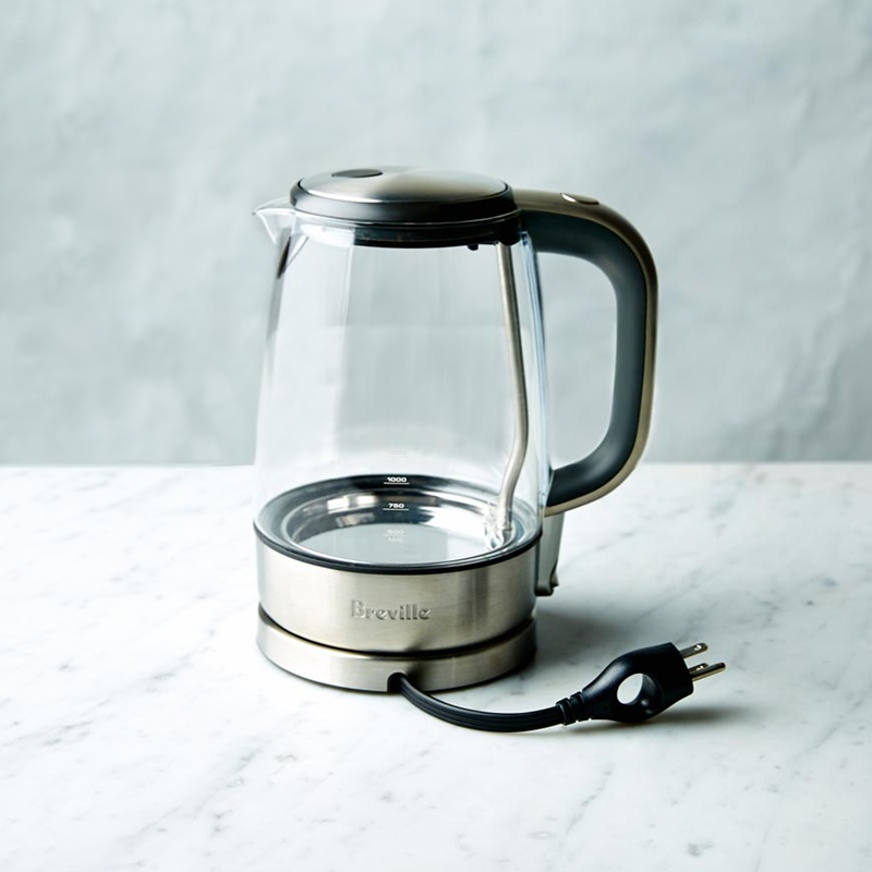 Win a Breville Crystal Clear Electric Kettle