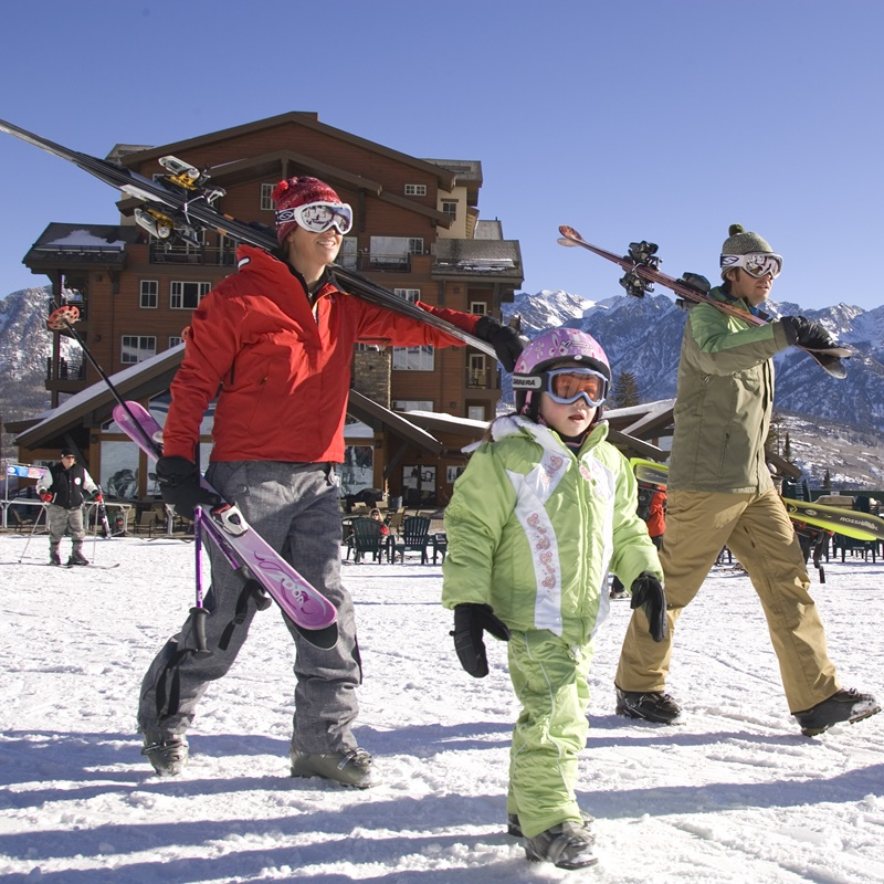 Win A SKI Trip to Korea