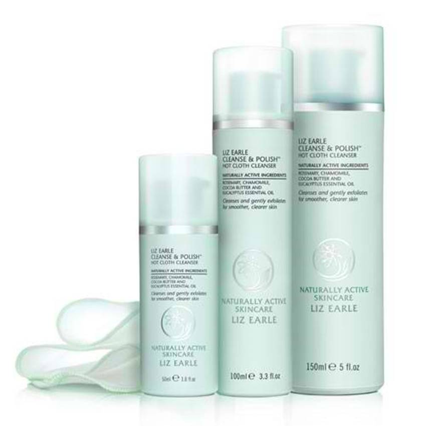 Win 1 of 21 sets of Liz Earle skincare products