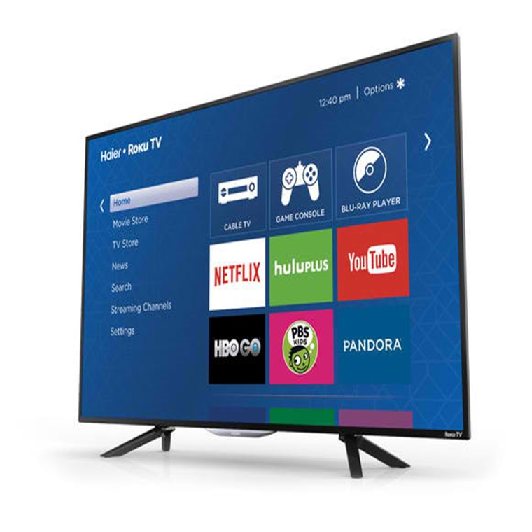 Win A 50 Inches TCL Roku® Smart LED TV