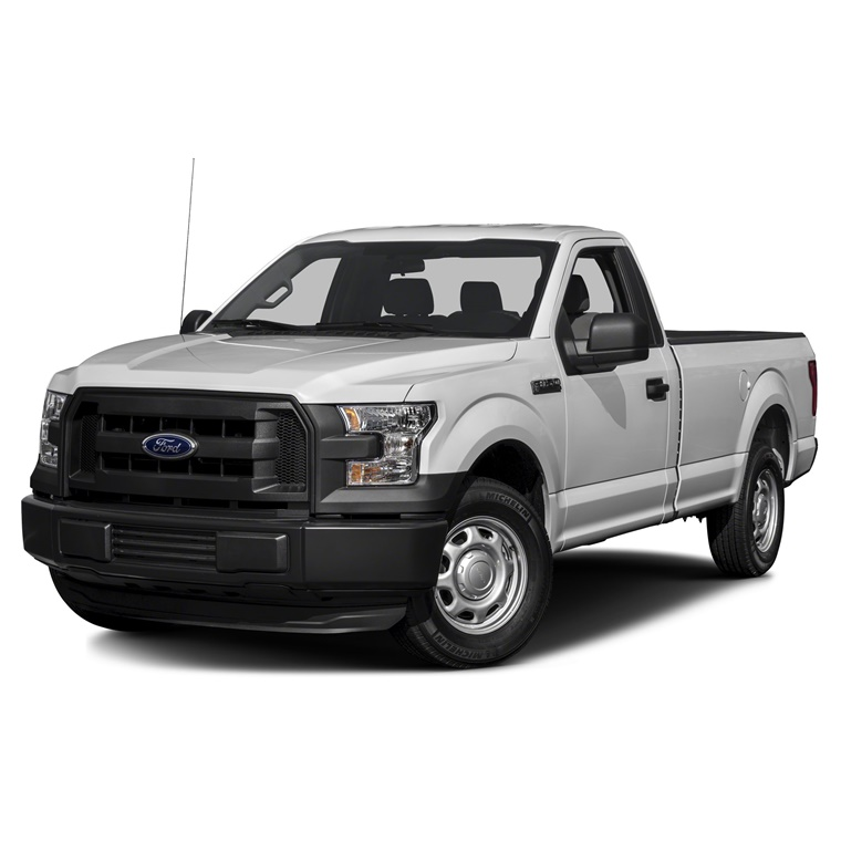 Win a 2016 Ford F-150 Pickup Truck