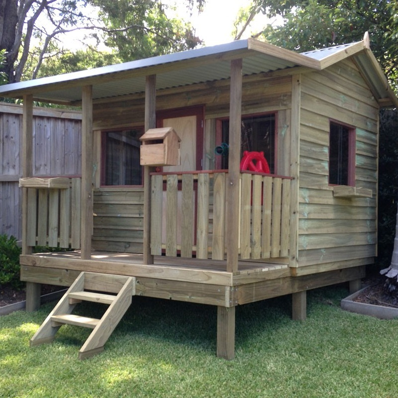 Win a Cubby House
