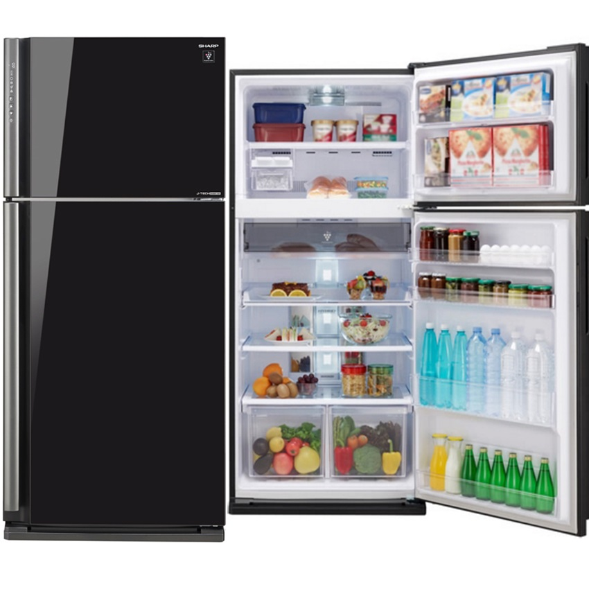 Win A Deluxe Sharp Glass Door Fridge!