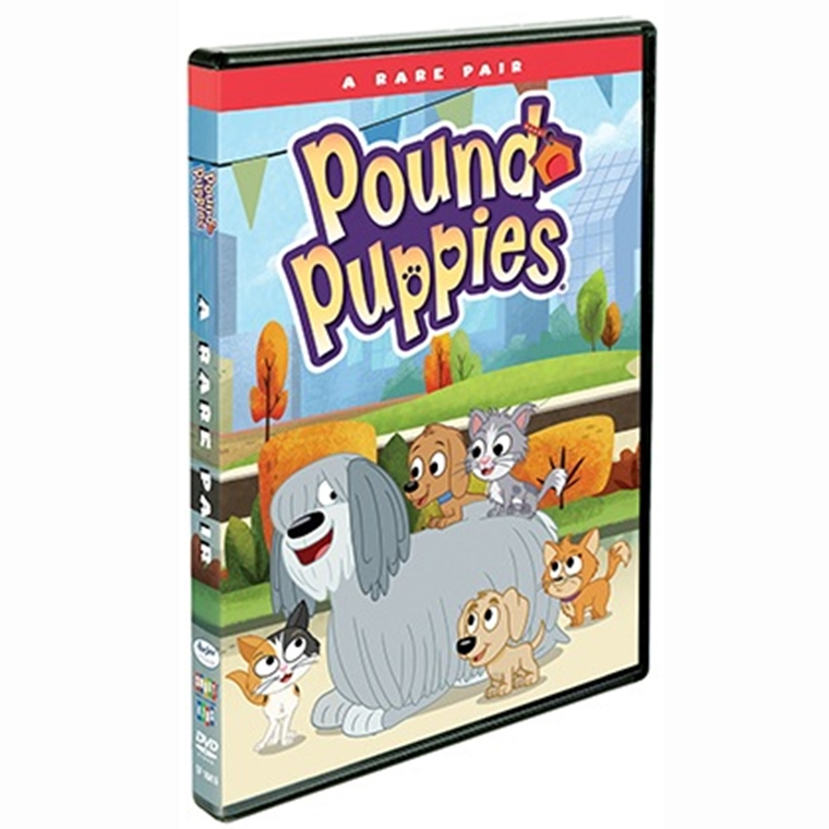 Win The Pound Puppieson DVD