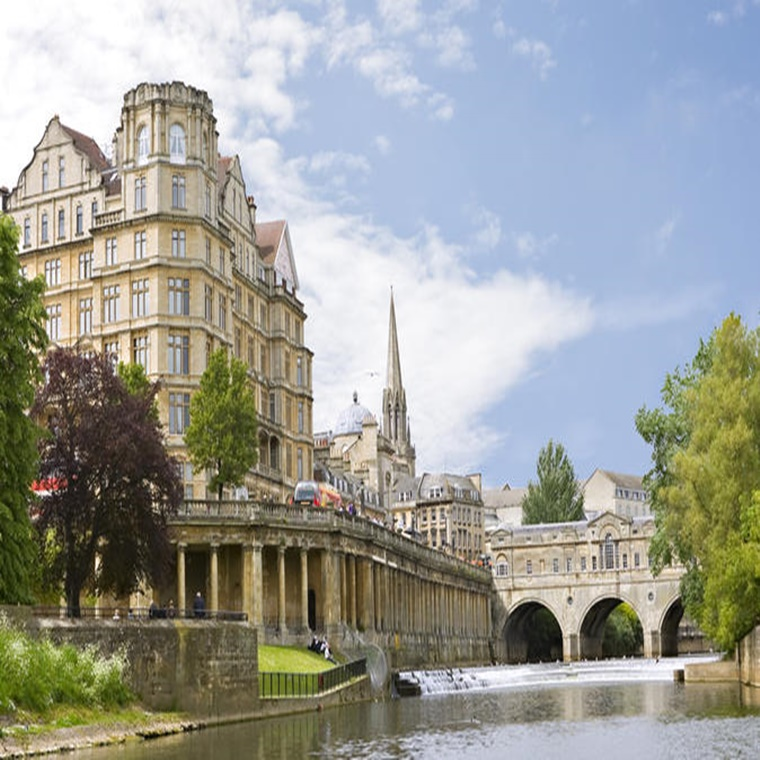 Win One Of Two Grand Prize Trips To The UNESCO World Heritage City Of Bath, England!