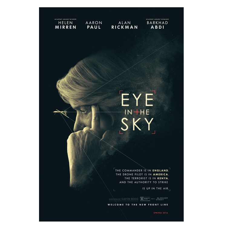 WIN 1 of 10 Double Passes to 'Eye in the Sky'