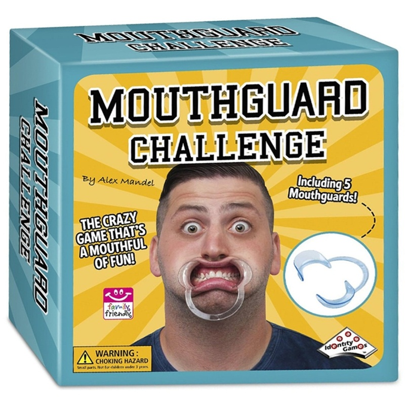 Win a Mouthguard Challenge Games
