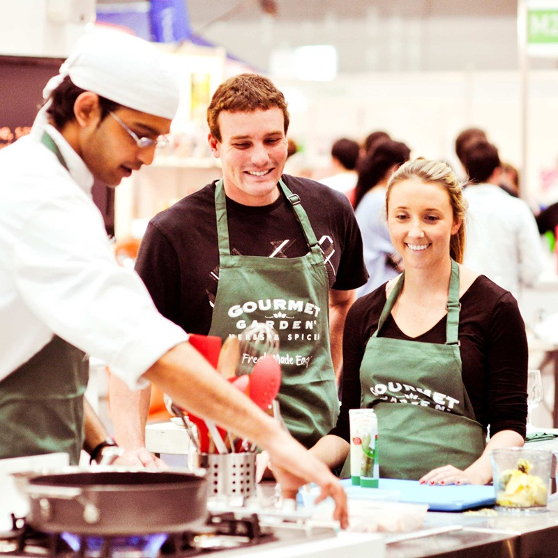 Win a DOUBLE PASS TO BRISBANE'S GOOD FOOD & WINE SHOW,