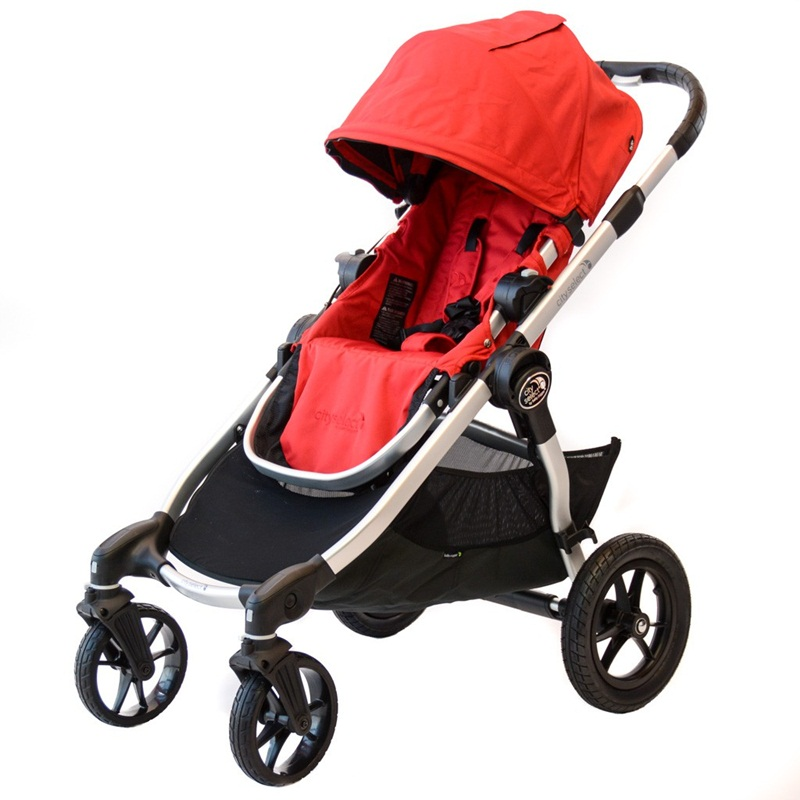 Win a Baby Jogger City Select