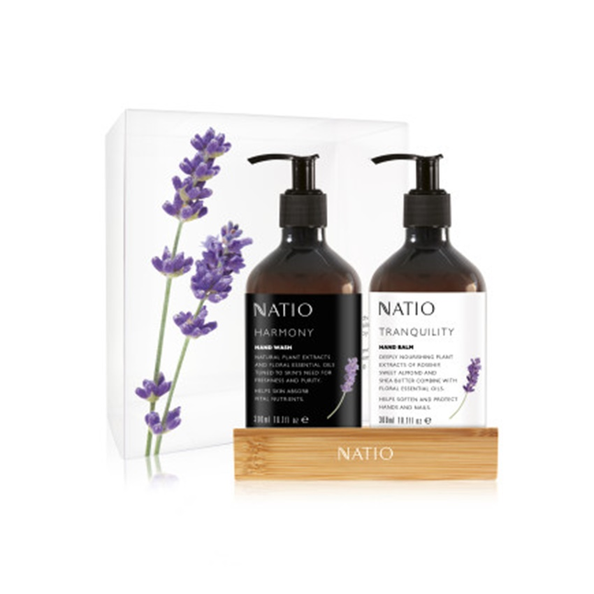 Win A Natio Powder Room Naturals Gift Set