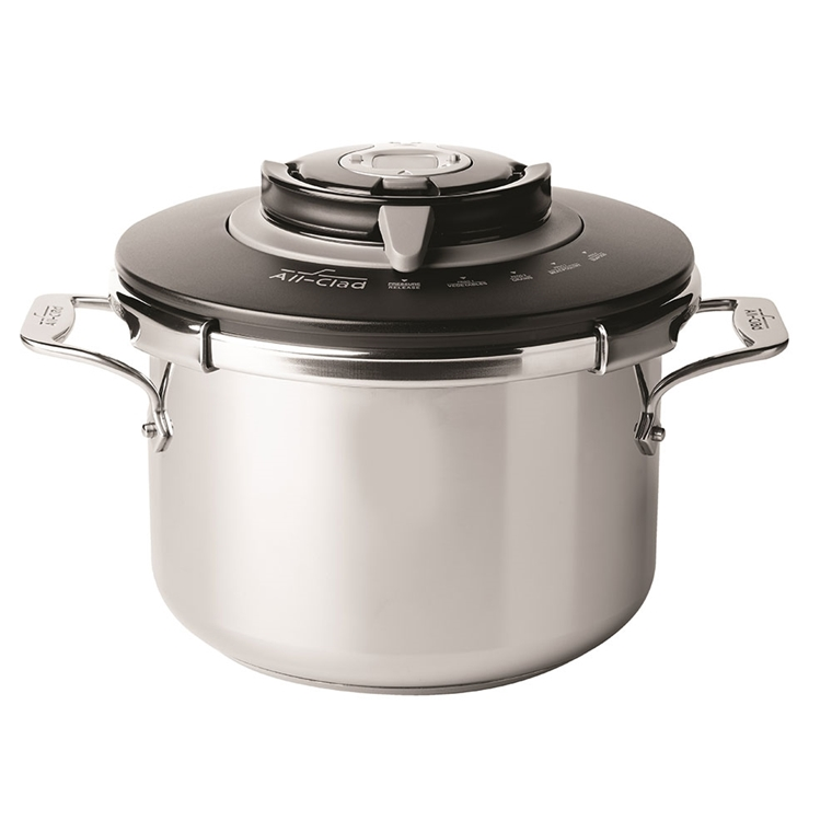 Win a All-Clad Stainless-Steel Pressure Cooker