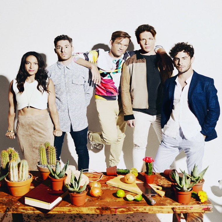 Win A Trip To San Francisco To See St. Lucia