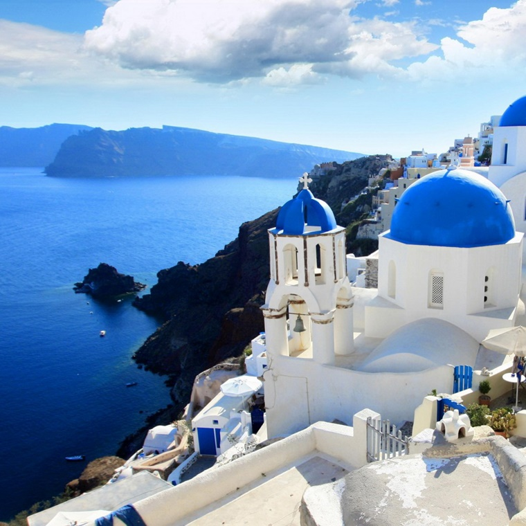 Win a insight vacation trip for 2 to Greece