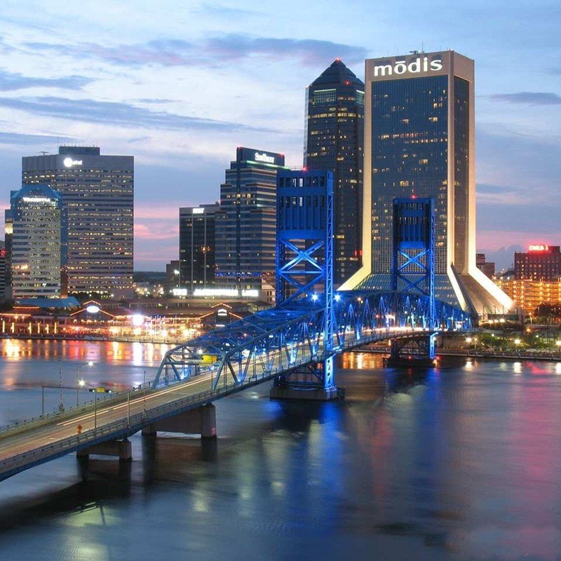 Win a Trip to Jacksonville