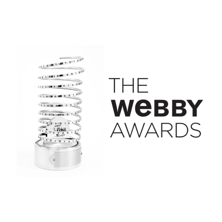Win a trip to The Webby Awards