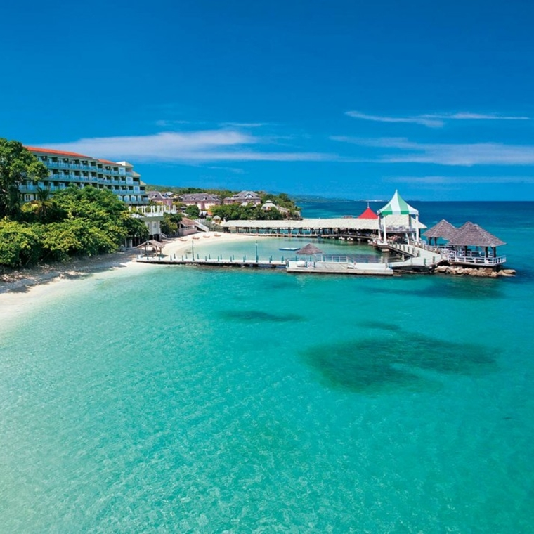 Win a luxury trip for two to the Caribbean