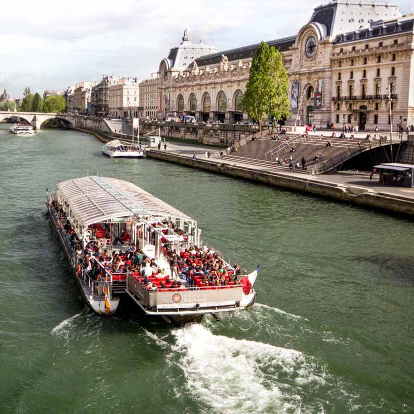 Win an 8-Day Seine River Cruise