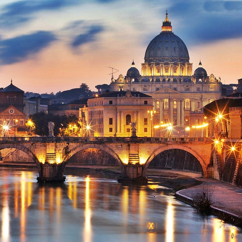 Win a Trip to Rome, Italy