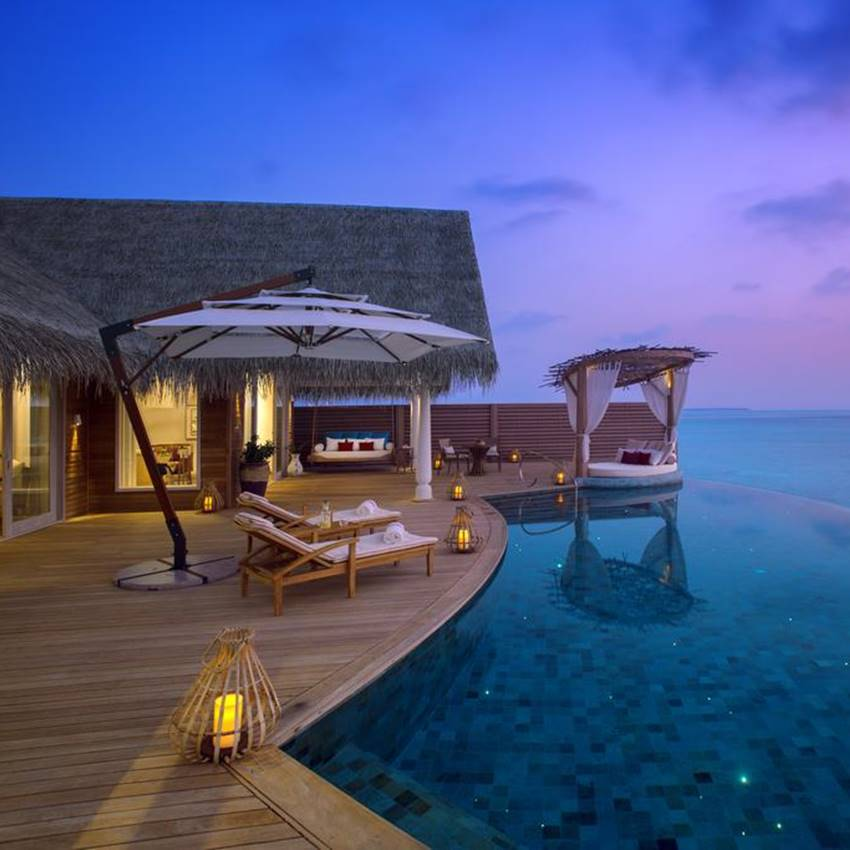 Win a 4 Night Stay in the Maldives