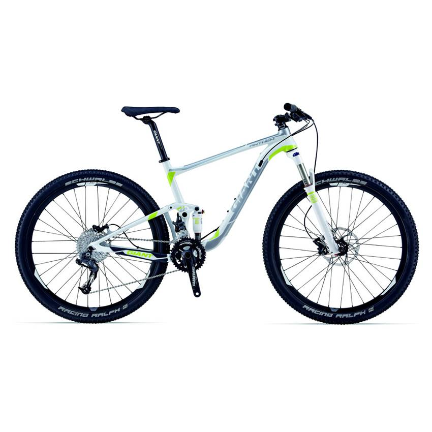 Win a brand new Giant Anthem 2 valued at $3500