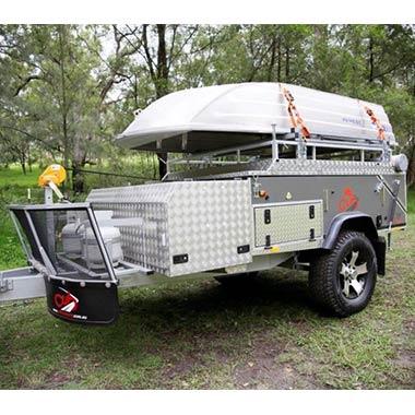 Win a Cub Campers Brumby Camper Trailer!