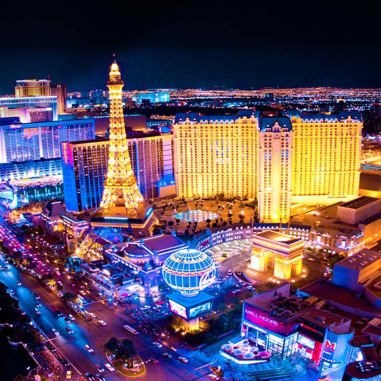 Win A Trip To Las Vegas, Nevada