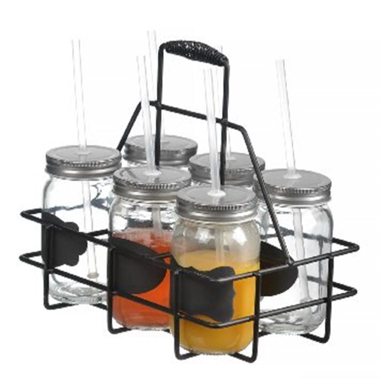 Win a Aardvark paper straws and a set of four chalkboard mason jar glasses