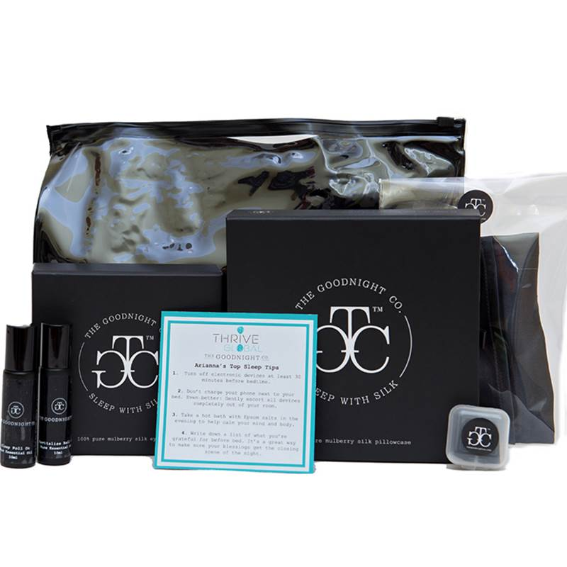 Win a Arianna Huffington's Travel Essentials Kit