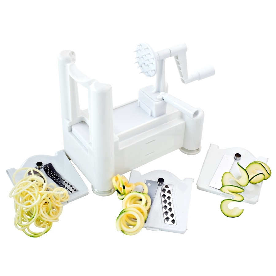 Win A Paderno World Cuisine Spiralizer Pro